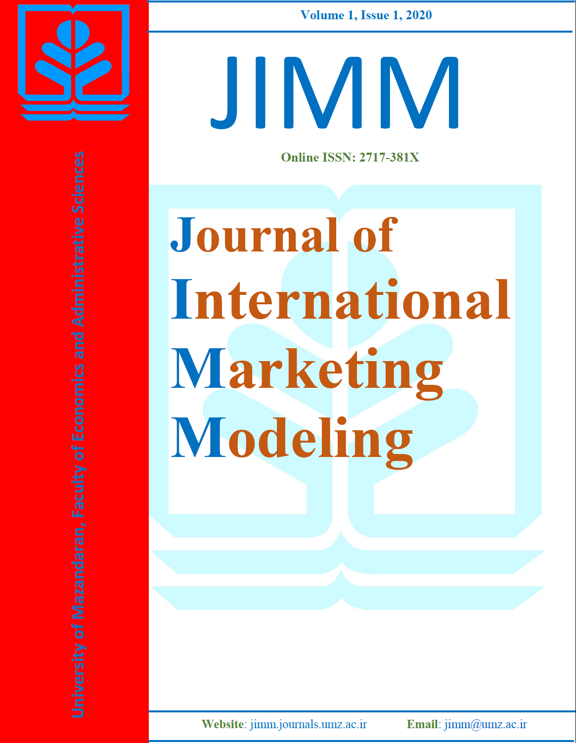 Journal of International Marketing Modeling